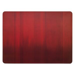 Denby Colours Red Placemats Set Of 6