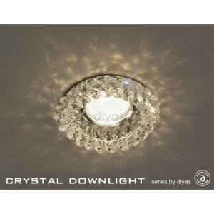 IL30805CH Recessed Round Cluster Ceiling Down Light Attachment