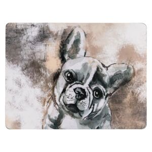 Denby French Bull Dog Placemats Pack of 6