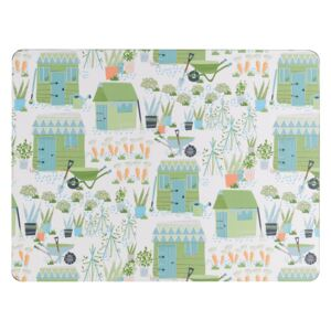 Denby Allotment Placemats Pack of 6