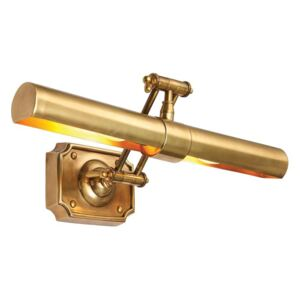 Interiors 1900 69833 Winchester 20 Inch Picture Light In Mellow Brass
