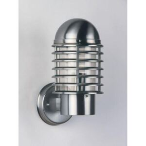 Endon YG-6001-SS Exterior Wall Light In Stainless Steel