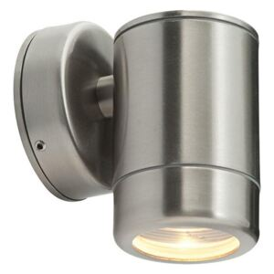 Saxby ST5009SS Odyssey Outdoor Single Wall Light in Stainless Steel