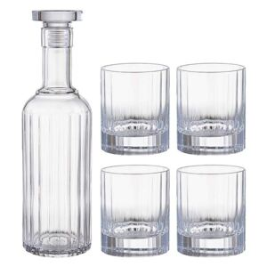 Bach Whisky Decanter and Tumbler Set