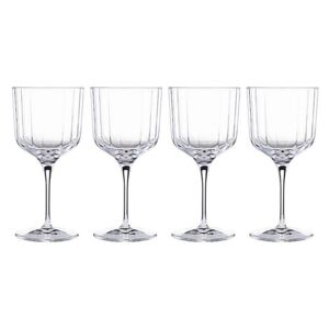 Bach Gin Glasses Set of Four
