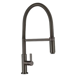 The 1810 Company SPI-SPR-05-GM Pull Out Tap - Gunmetal