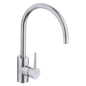 The 1810 Company COU/QFIT/02/BS Monobloc Tap - Brushed Steel