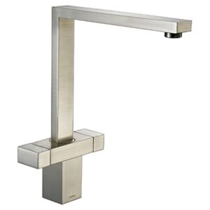 The 1810 Company VER/02/BS Monobloc Tap - Brushed Steel