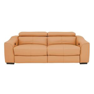 Elixir 3 Seater Leather Sofa- World of Leather