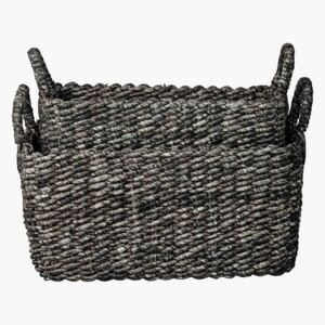 Shadow Grey Faith Basket Set of Two by Lene Bjerre - Default Title