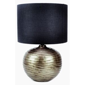 Dark Nickel Lamp by Light and Living - Default Title