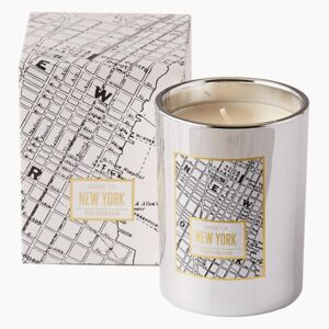 Victorian New York Map Candle by On Interiors - Default Title