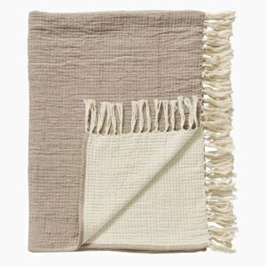 Rillia Throw - Natural by Lene Bjerre - Default Title