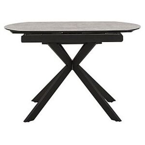 Diego Round Extending Dining Table - Grey
