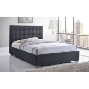 Time Living Nevada Fabric Bed Frame, Double, Grey