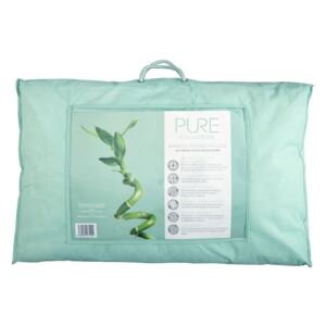 Pure Collection Bamboo Pocket Pillow, Standard Pillow Size