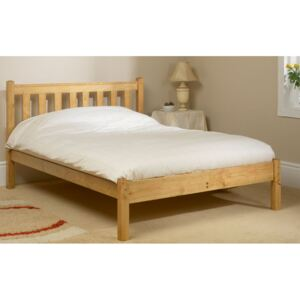 Friendship Mill Shaker Wooden Bed Frame, Small Double, No Storage