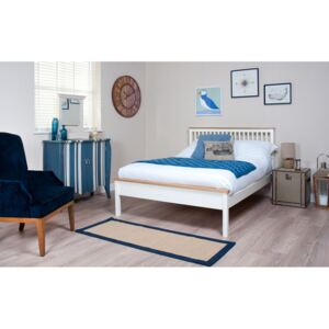 Silentnight Montreal Wooden Bed Frame, Double