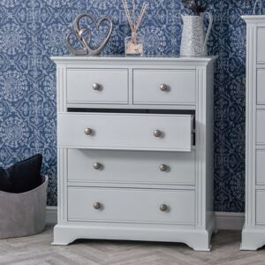 Banbury Grey Painted 2 Over 3 Chest