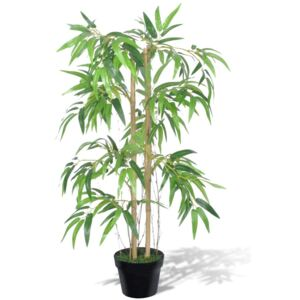 Artificial Bamboo Plant Twiggy with Pot 90 cm