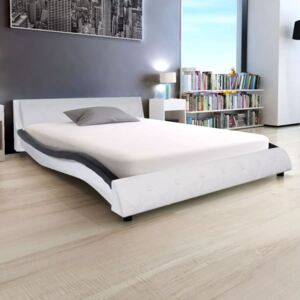 Bed Frame Artificial Leather 4FT6 Double/135x190 cm