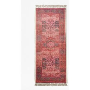 Recycled Crimson Cassis Runner - red
