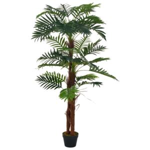 Artificial Plant Palm with Pot Green 165 cm