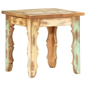 Coffee Table 40x40x40 cm Solid Reclaimed Wood