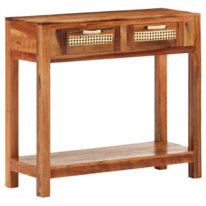 Console Table 86x30x76 cm Solid Reclaimed Wood