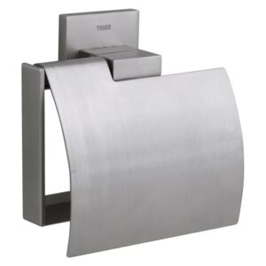 Tiger Toilet Roll Holder Items Silver 281620946