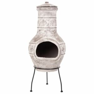 RedFire Fireplace Acopulco Clay 86036