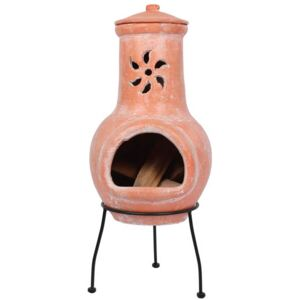 RedFire Fireplace Cancun Clay 86032