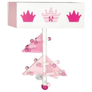 Roba Wall Hanger with Storage Crown Wood