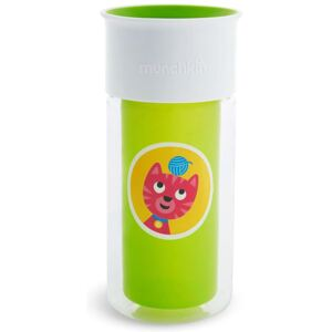 Munchkin Insulated Personalised Cup Miracle 360° Green