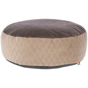 Kerbl Pet Cushion 60x18cm Brown and Taupe