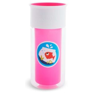 Munchkin Insulated Personalised Cup Miracle 360° Pink