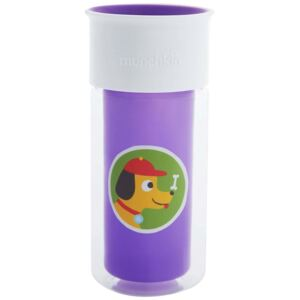 Munchkin Insulated Personalised Cup Miracle 360° Purple