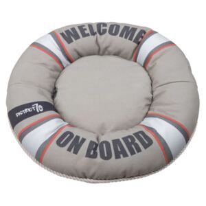 DISTRICT70 Pet Bed LIFE BUOY Sand