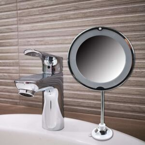 MESA LIVING Flexible Mirror with LED light