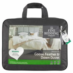 The Fine Bedding Company Goose Feather & Down Duvet Single