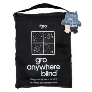 Gro Anywhere Ollie the Owl Blackout Blind by The Gro Company