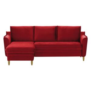 Amour Corner Sofa Bed With Storage