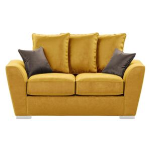 Majestic 2 Seater Sofa with Loose Back Cushions