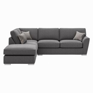 Majestic Left Hand Corner Sofa with Fitted Back Cushions