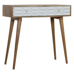 Capsule 2 Drawers Console Table