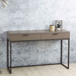 Lustro 2 Drawers Console Table