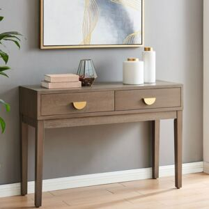 Valencia 2 Drawers Console Table