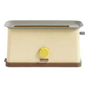 Sowden Toaster - / Steel by Hay Yellow
