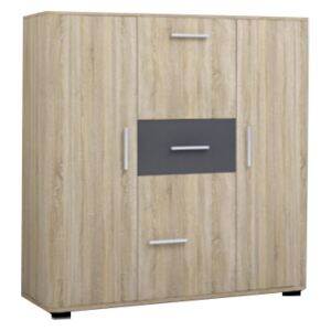 FURNITOP Chest of Drawers FILL FL3