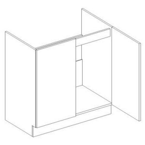 FURNITOP Lower Cabinet D80 ZL - Lungo